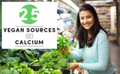 25 Vegan Sources for Calcium