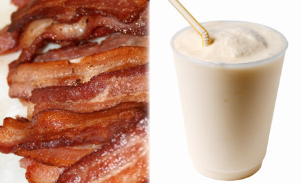 Drink Bacon? Now in Milkshake Form