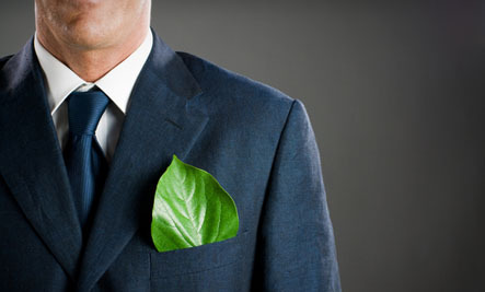 How Businesses Can Go Green