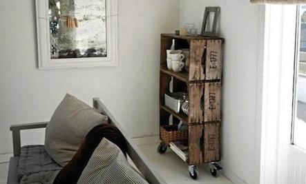 Clever Uses for Wood Crates