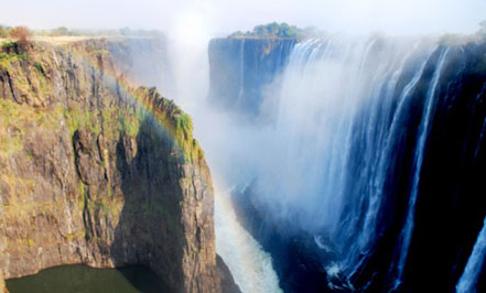 8 Of Most Beautiful Waterfalls on Earth (Slideshow)