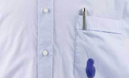 How to Fight 5 of the Top Clothing Stains