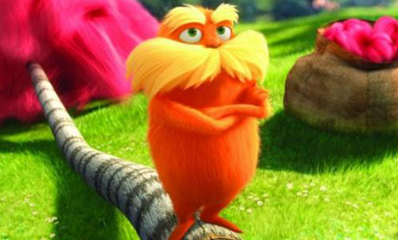 Order essay online cheap comparing the lorax book and film