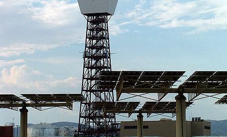 Solar Power at Night