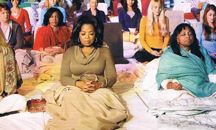Oprah Inspires a Transcendental Meditation Reawakening