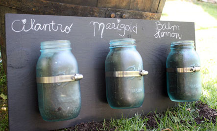5 Beautiful Mason Jar Craft Projects