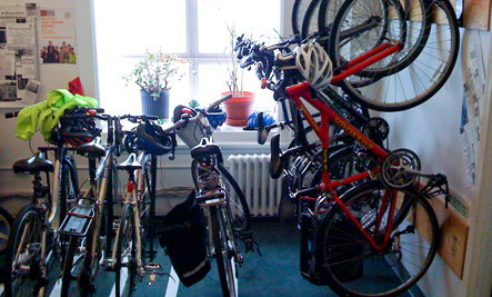 Tips to Make Your Office More Bike-friendly