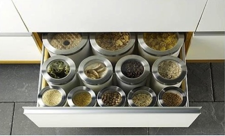 Simple Solutions For Spice Storage