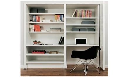 The Corner Office: Tiny Work Areas