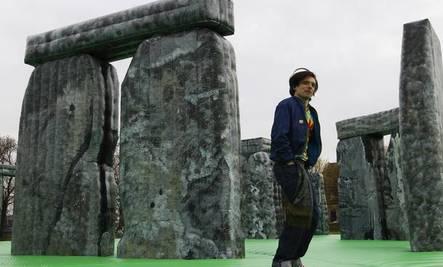 Bouncing on Stonehenge: Fun Learning Tool?