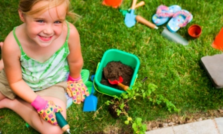 8 Garden Projects for Kids