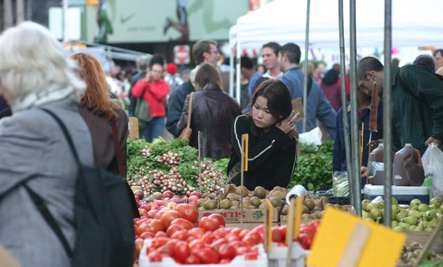 6 Farmer's Market Shopping Tips