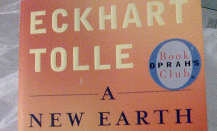 4 Spiritual Lessons from Eckhart Tolle & Oprah