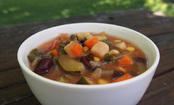 Healthy and Hearty Veggie Soup