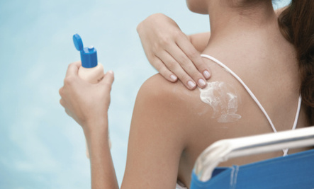 Sunscreen Ingredients May Increase Skin Cancer Risk