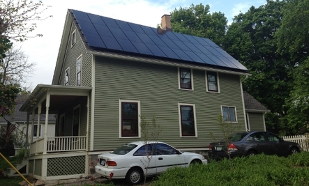 Historic Home Gets a Net Zero Energy Makeover