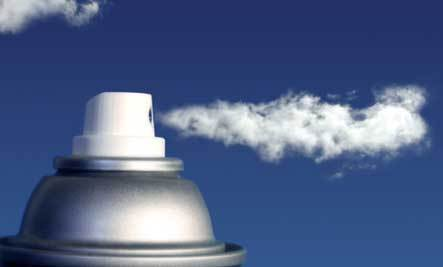 Clean Air Alternatives to Aerosol Spray