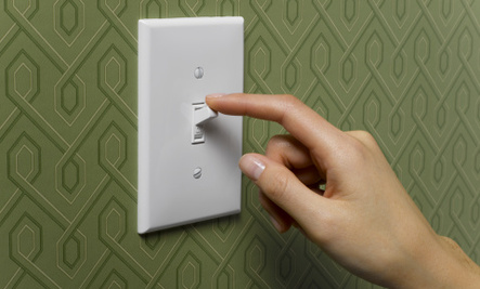 Save Energy with Automatic Switches