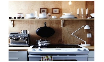 Recreate This Affordable Rustic Kitchen