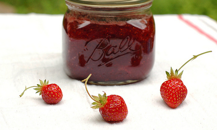 Strawberry Jam: Enjoy This Summer Fruit All Year