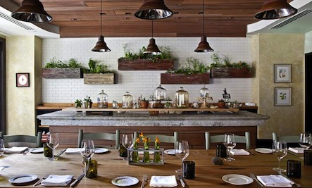 Perfect A Farm To Table Restaurant With Organic Appeal
