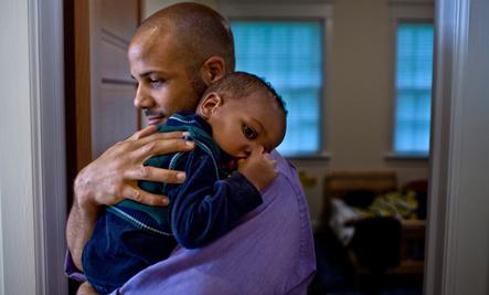 Single Dads: Not So Singularly Rare Anymore