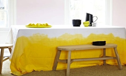 5 Bohemian Dip-Dyed Home Accessories