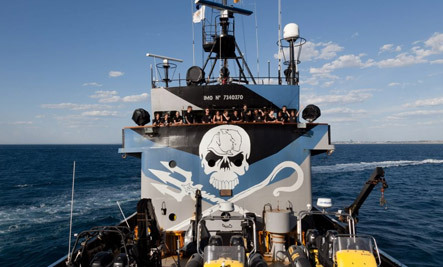 New Ship for Sea Shepherd