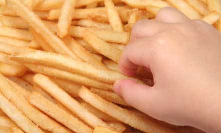 Can Children Inherit Cravings for Junk Food?