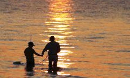 Poem of the Month: Fishing With My Father