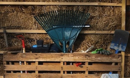 How to Create An Instant Tool Shed