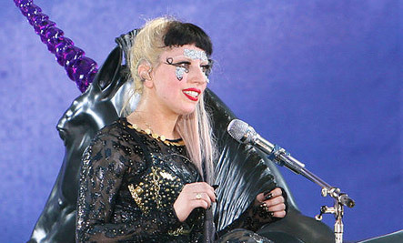 Lady Gaga Caught in Fur Kerfuffle