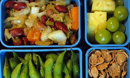 Packing Trash-Free Lunches