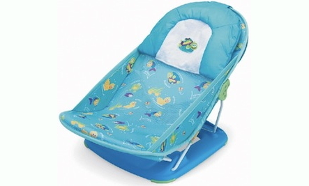 Baby Bathers Recalled Due to Skull Fractures