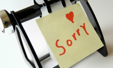 best way to apologize to someone you hurt