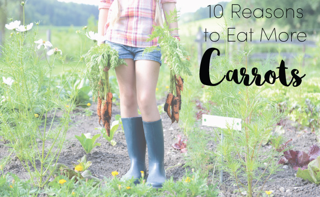 See 8 Benefits Of Eating Carrots