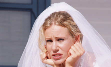 Why You Shouldn't Ignore Pre-Wedding Jitters
