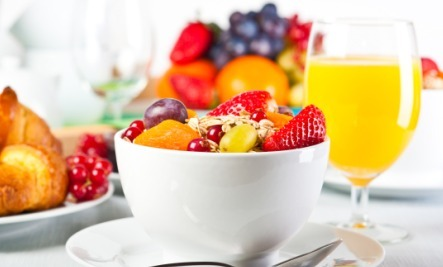 9 Healthy & Tasty Breakfast Ideas