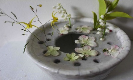 A French Artist Who Creates Small Gardens for the Table