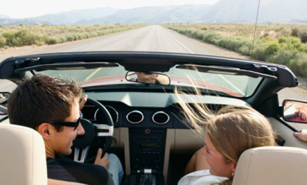 Survey Reveals Road Trips Improve Couples' Connections
