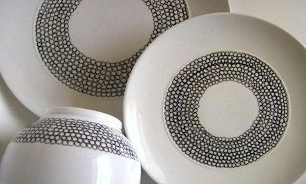 Design Your Own Graphic Dinnerware