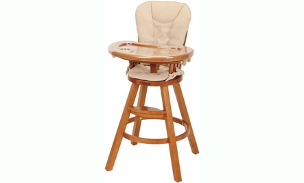 Graco High Chairs Recalled Due to Falls