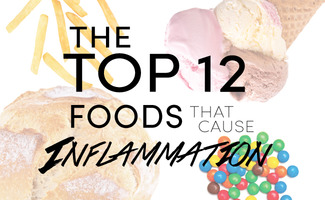 Top 12 Foods that Cause Inflammation