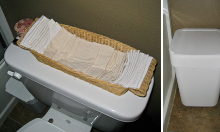 Would You Use Reusable Toilet Paper?