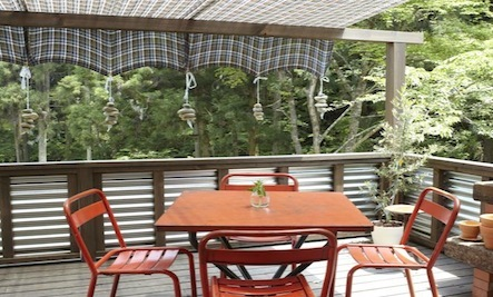 An Easy Way to Secure an Outdoor Shade