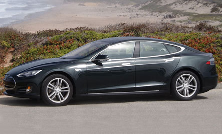 Electric Tesla Sweeps Car-of-the-Year Awards