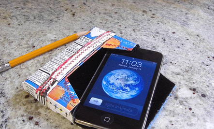 9 DIY Cell Phone Cases from Recycled Materials