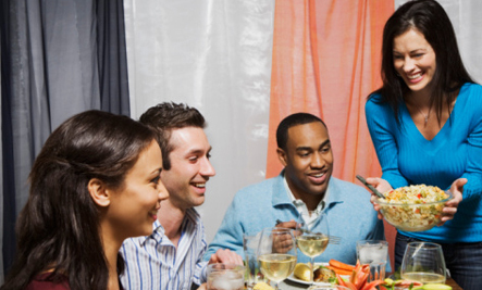 overcoming party-hosting anxiety | care2 healthy living