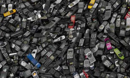 Our Wireless Addiction Is Creating a Big E-Waste Problem