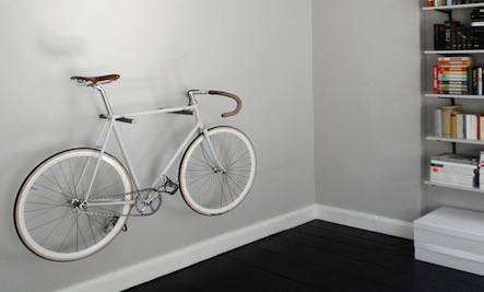 5 Simple and Stylish Ways to Store Your Bike Indoors